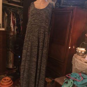 Maxi size 3X dress.